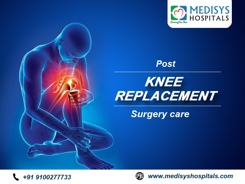 Post Knee Replacement Surgery Care