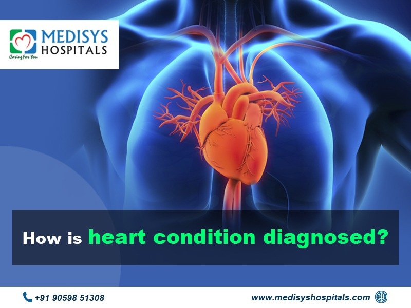 How is Heart Condition Diagnosed?