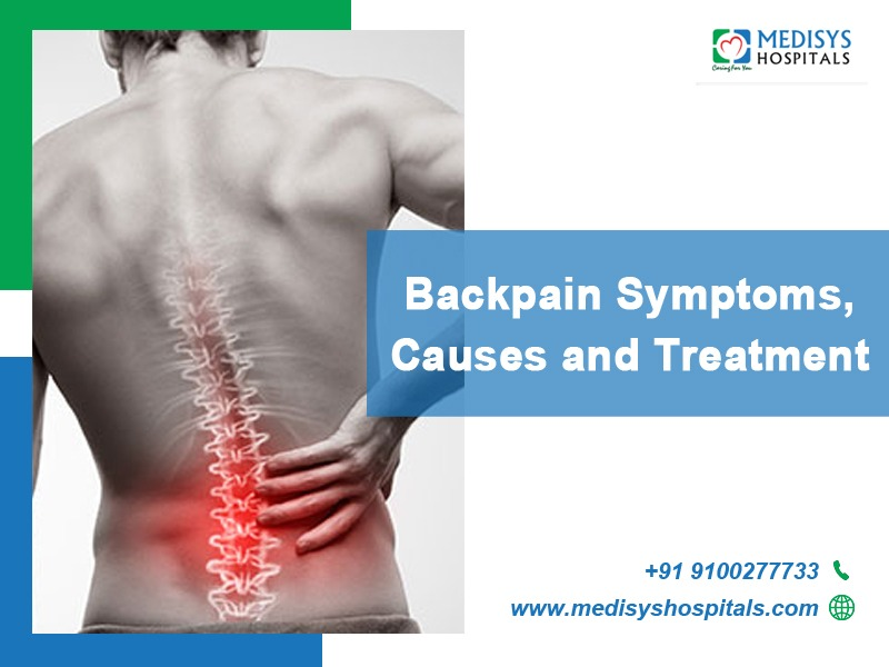 Back Pain Treatment in Hyderabad