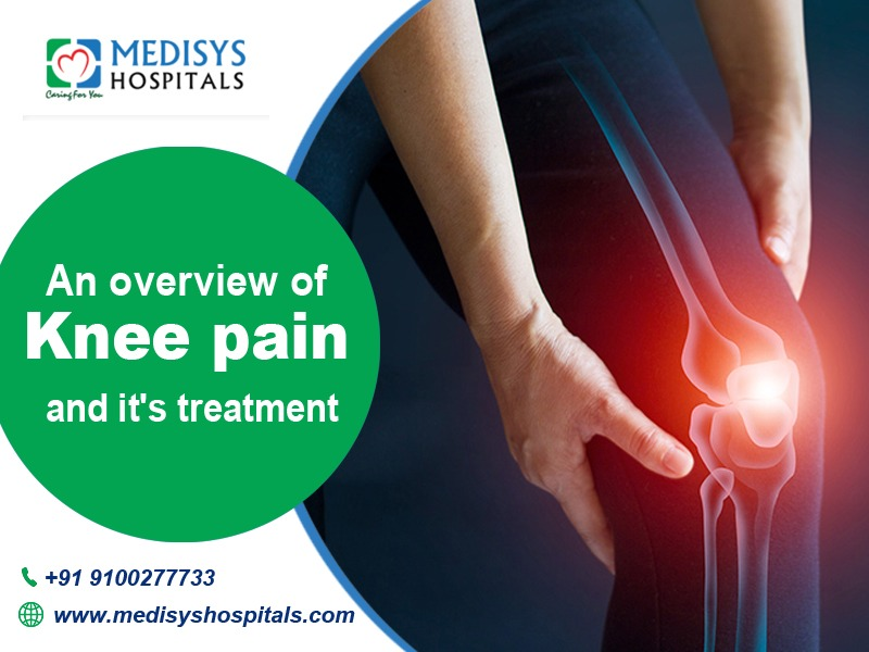 Knee Pain Causes, Symptoms and Treatment