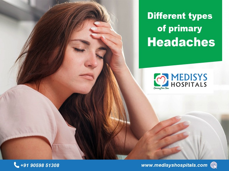 Different Types of Primary Headaches