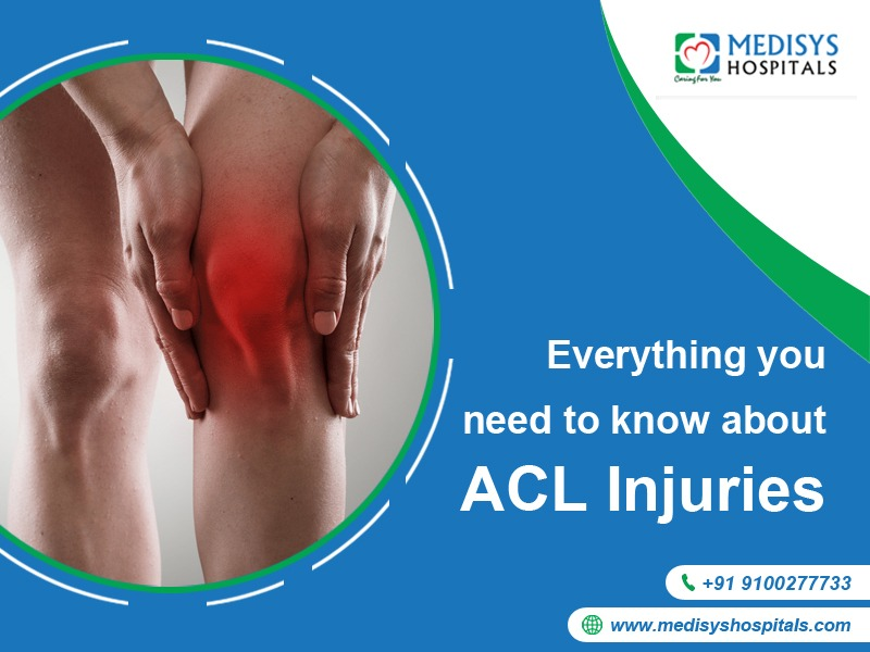 ACL Injuries Treatment in Hyderabad