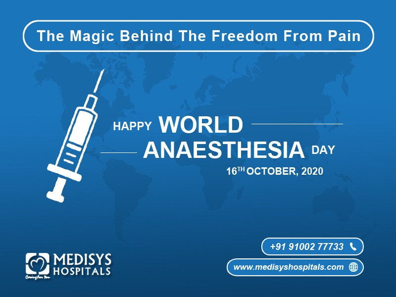 World Anaesthesia Day 2020